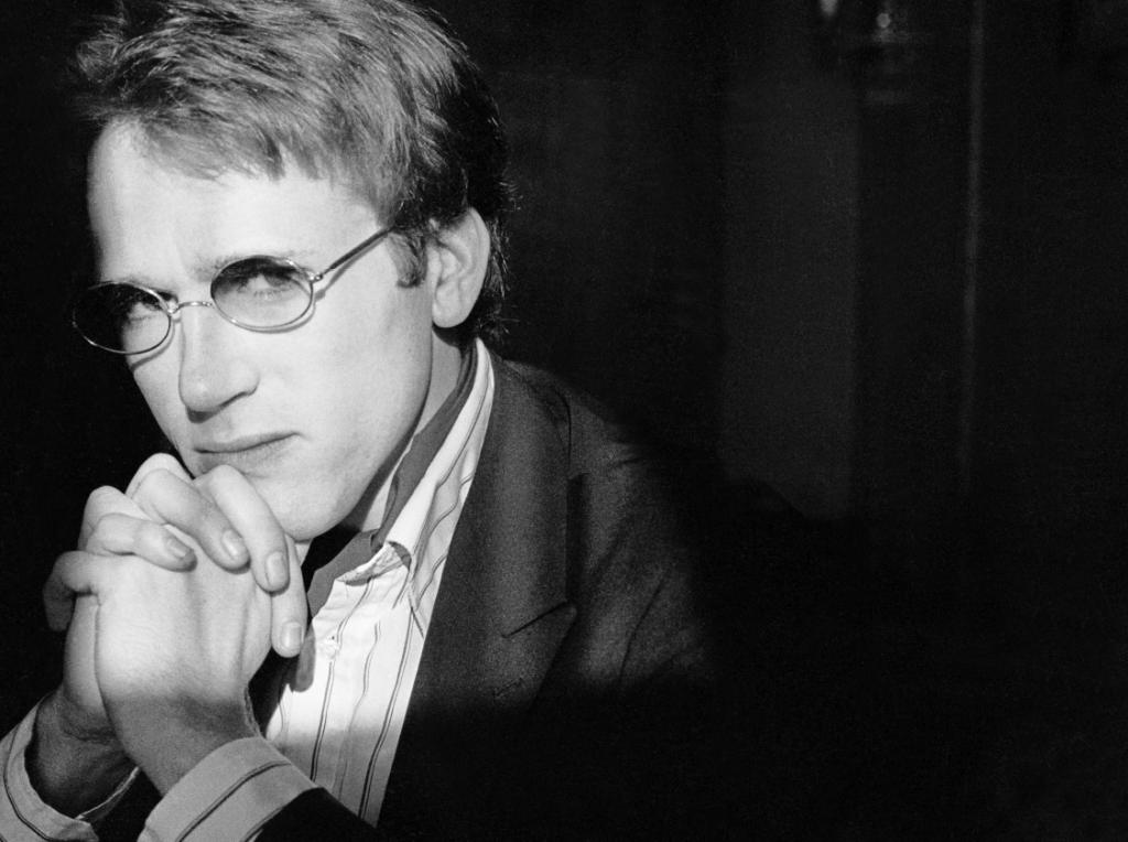 Michael Strunge Lars Schwander Sidegaden September 1981
